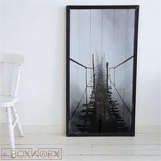 BoxWorx | Accessoires | Wandpaneel GEAR-ART - muurdecoratieBoxWorx