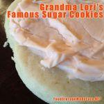 Best Sugar Cookies EVER! NO FOOD STORAGE ALLOWED ;)