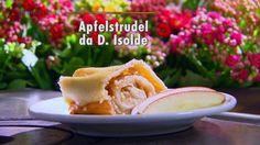 Apfelstrudel de Gramado | Doces e sobremesas | Estrelas - Receitas Gshow