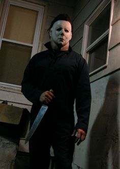 "Michael Myers was referred to as ""The Shape"" informally during production of HALLOWEEN"