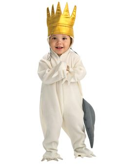 Where the Wild Things Are Max Infant/Toddler Costume for Halloween - Pure Costumes $19.95