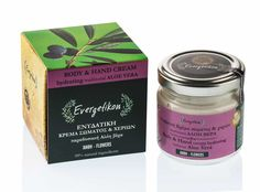 It is getting cold outside again, do you have dry hands.  Try our body and hand cream from Evergetikon.  This is a super hydrating aloe vera hand cream, with a gentle flower's scent.  Shop now with 25% December discount with coupon code december25 at check-out.   https://www.ilovecrete.eu/en/shop/cosmetic_products/hydrating-traditional-aloe-vera/