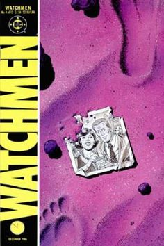 The cover to Watchmen art by Dave Gibbons Best Comic Books, Comic Books Art, Clark Kent, Red Hood, Young Justice, Gotham, Supergirl, Quis Custodiet Ipsos Custodes, James Gordon