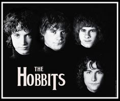 I love the person who did this. Combining two of my favorite things: LOTR and the Beatles.