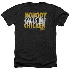 Back To The Future - Chicken Adult Heather