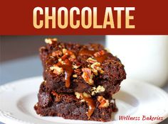 Delicious gluten free chocolate recipes!