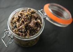 Seaweed Tapenade Recipe -Bureau of Taste