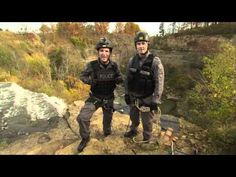 RMR: Rick Mercer and the Hamilton Bicycle Police and Search and Rescue.