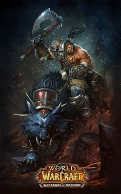 Let's share our favorite Warcraft fan-art! - Page 260