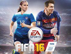 Alex Morgan y Messi