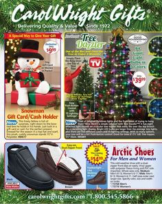 13 Free Gift Catalogs That Come In the Mail | Catalog, Gift and Free