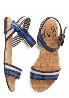 Groovy city sandals                                     *You can never have to much*
