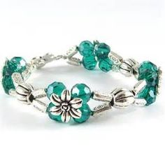 glass beaded jewelry bracelets