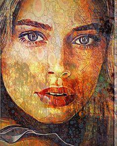 Queen of the desert.  #tangledfx #icolorama #percolatorapp #dreamscopeapp by papoose1118