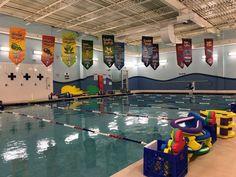 Aqua-Tots Swim Schools in Burlington Takes Swimming Lessons To The Next Level Swim School, Tot School, Swimming Classes, Kids Swimming, Swim Lessons, We Fall In Love, The Next, Cubbies, Aqua