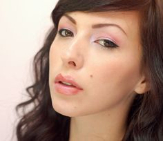 Pretty in Pink make-up tutorial