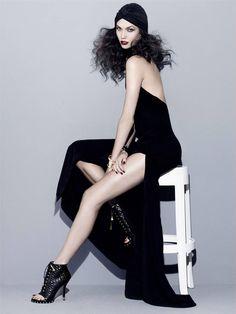 Karlie Kloss by Michael Thompson