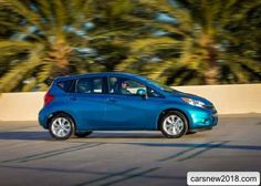 New 2018-2019 Nissan Versa Note is presented in Detroit