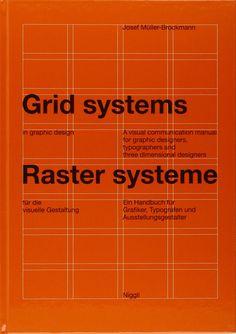 Grid Systems in Graphic Design/Raster Systeme Fur Die Visuele Gestaltung (German and English Edition): Josef Muller-Brockmann: 9783721201451: Amazon.com: Books