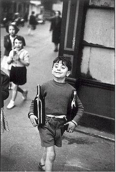 Henri Cartier-Bresson: Rue Muftard