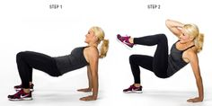 7 Exercises That Rock My Core | Skinny Mom | Where Moms Get The Skinny On Healthy Living