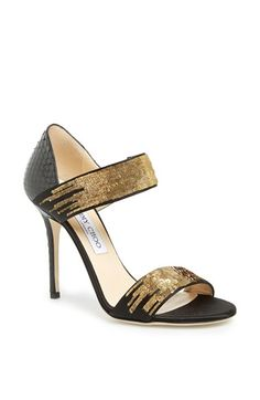 Jimmy Choo 'Tallow' Sandal available at #Nordstrom