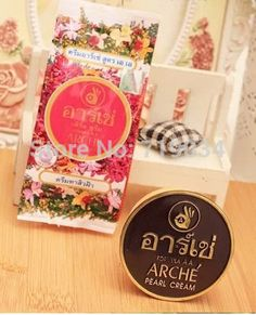 """Thai """"Arche"""" beauty cream - white - beauty - freckle - Acne - remove scar - to India cream*arm sauna  Product Price:US $18.05http://www.aliexpress.com/store/product/Thai-Arche-beauty-cream-white-beauty-freckle-Acne-remove-scar-to-India-cream/719034_2011055201.html"""