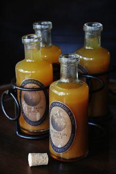 Copycat Wizarding World of Harry Potter Pumpkin Juice recipe - Bryton Taylor   Food in Literature