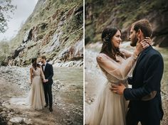 See these epic Norway engagement photos!
