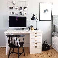 Home Office - Kristin Erséus