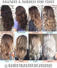 37 Balayage Hair Color Ideas for 2019 What Is Balayage Hair? Balayage is a French colouring technique that was developed in the It's a freehand technique where the colour is applied by hand rather than using the traditional foiling or cap hig. Balayage Hair Blonde, Hair Color Balayage, Hair Highlights, Balyage Hair, Hair Color Ideas For Brunettes Balayage, Bayalage Brunette, Carmel Highlights, Balayage Hair Caramel, Balyage Caramel