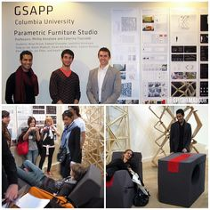 6 : Celebrating the parametric furniture invention at the Salone Del Mobile Milano.   : احتفالنا امام اختراع قطع الاثاث في معرض الاثاث العالمي في ميلانو إيطاليا.  Project : Chable  Location : New York - Italy - Japan Status : Complete  Program : Furniture  Visit our website for more description on the project www.madouh.com  #SM #STUDIOMADOUH #Furniture #chable #Design #dezeen #archdaily #interior #architizer #designboom #wallpapermag #parametric #computation #milan #fair #salonedelmobile…