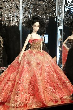 NICK APPEARANCES.....Superdoll Couture Doll Event at FIDM Museum   Nick Verreos