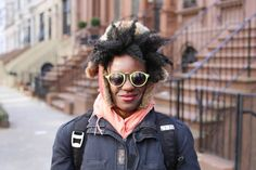 """Humans of New York  """"I want to be in action movies. I want to kick a lot of ass. But not in an overly sexualized way."""""""