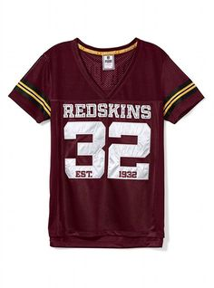 Washington Redskins Bling Jersey - Victoria's Secret PINK® - Victoria's Secret