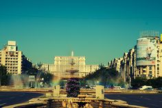 Bucharest - my home town. Bucharest, San Francisco Skyline, New York Skyline, City, Travel, Beautiful, Home, Viajes, Cities
