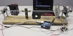 How To: Control circuits and homebuilt servos using an Arduino