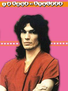 Number 1 Stalker Richard Ramirez Valentine Card
