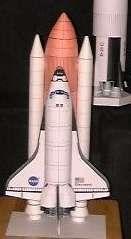 apollo spacecraft paper model - photo #3