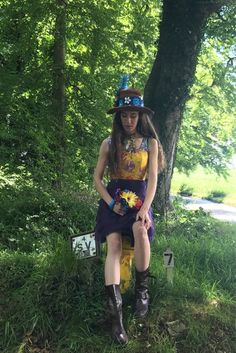 Riding Helmets, Florals, Upcycle, Party Dress, Sunshine, My Etsy Shop, Handmade, Vintage, Shopping