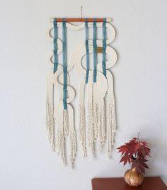 Indigo + rope