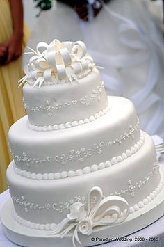 Alfa Img Showing Wedding Cake Piping Designs