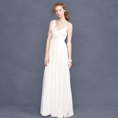 c9ad64114ce Collection dune wedding gown from J. Crew  extra off with code SHOPHAPPY