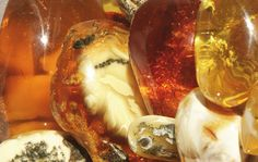 As early as the 13th millennium BC, there is evidence of man's interest in amber.