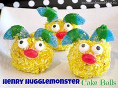 henry hugglemonster party - Google Search