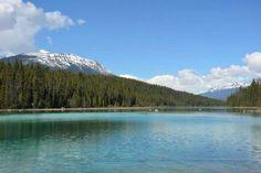 La vallée des cinq lacs. Banff,  Canada Road Trip dans l'Ouest Canadien
