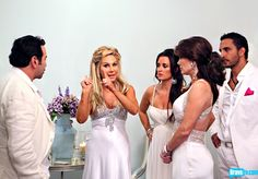 Real Housewives Of Beverly Hills- Inspiration for the White Party