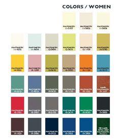 Colour Trends Autumn/Winter 2015