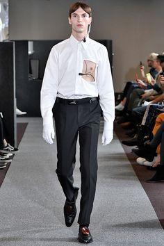 Xander Zhou | Menswear - Spring 2018 | Look 2