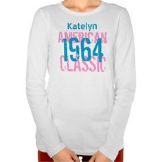 =>>Save on          	50th Birthday Gift 1964 American Classic V06 T Shirts           	50th Birthday Gift 1964 American Classic V06 T Shirts you will get best price offer lowest prices or diccount couponeReview          	50th Birthday Gift 1964 American Classic V06 T Shirts Review from Associat...Cleck See More >>> http://www.zazzle.com/50th_birthday_gift_1964_american_classic_v06_tshirt-235977327300923432?rf=238627982471231924&zbar=1&tc=terrest